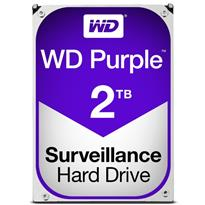 WD Purple� Surveillance Hard Drive 2TB 3.5