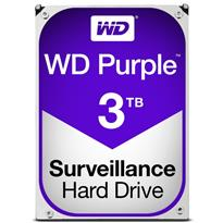 WD Purple� Surveillance Hard Drive 3TB 3.5