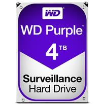 WD Purple� Surveillance Hard Drive 4TB 3.5