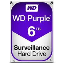WD Purple� Surveillance Hard Drive 6TB 3.5
