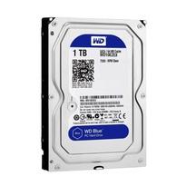 WD Blue 1TB Desktop  Hard Disk Drive- 7200 RPM SATA 6 Gb/s 64MB Cache 3.5 Inch - WD10EZEX