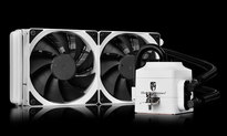 Deepcool Captain 240 EX White Liquid CPU Cooler
