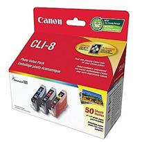 Canon CLI-8 Tri-Colour Ink Cartridge