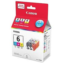 Canon BCI-6 Tri-Color Ink Cartridge