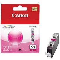Canon CLI-221 Magenta Ink Cartridge