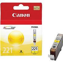 Canon CLI-221 Yellow Ink Cartridge