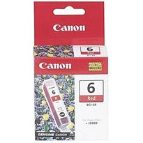 Canon BCI-6R Red Color Ink Tank