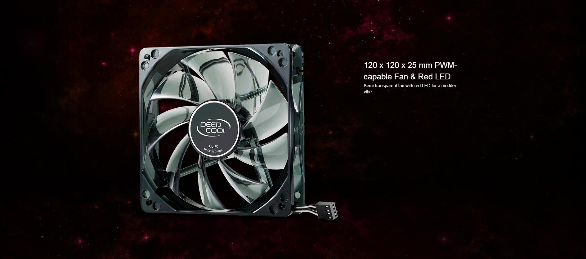 Deepcool Gammaxx 400 Red Cpu Cooler Ordinateurs Canada 200t Processor Semi Transparent Fan With Led For A Modder Vibe Can Be Easily Installed Without Moving The Motherboard Extra Clips Allow Mounting Of Second