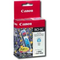Canon BCI-6C Cyan Color Ink Tank (4706A003)