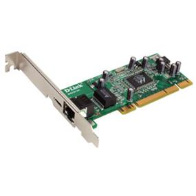 D-Link DGE-530T Gigabit PCI Network Adapter |Gigabit Ethernet connectivity |Transfer files 10x faster |Eliminate network bottlenecks |Easy to install and use |Auto negotiation to adjust to the highest supported transfer rate (up to 2Gbps in full duplex mode)