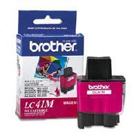 Brother LC41M Magenta Cartridge