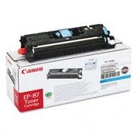 Canon EP87 Cyan Toner Cartridge