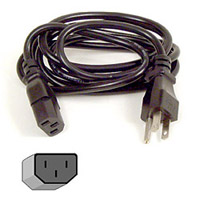Belkin Pro Series AC Power Replacement Cable - 12 ft. (F3A104-12)