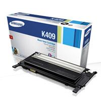Samsung 409S Black Toner Cartridge|1500 Pages Yield|(CLT-K409S/XAA)