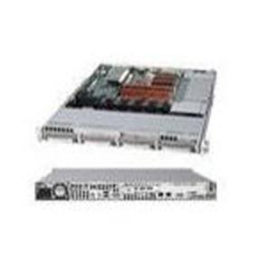 Supermicro SYS-6015B-3B(3YR) D-XEON DDR2 PCIE SAS 560W INTEL 5000P