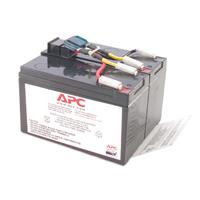APC (RBC48) Replacement Battery Cartridge #48 - UPS battery - 1 x lead acid