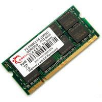 G.SKILL SQ Series 2GB DDR2 667MHz CL5 SODIMM Memory (F2-5300CL5S-2GBSQ)