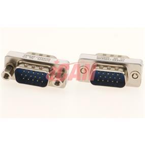 iCAN Slim Gender Changer HD15M/M (SGC-HD15MM)