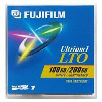 Fujifilm LTO Ultrium 1 Tape Cartridge - 100 GB / 200 GB - jewel case - storage media (305310)