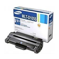 Samsung 105D Black Toner Cartridge|1500 Pages Yield|(MLT-D105S/XAA)