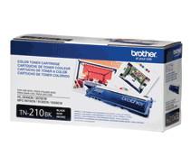 Brother TN210BK Black Toner Cartridge - 2200 Pages