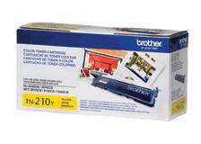 Brother TN210Y Yellow Toner Cartridge - 1400 Pages