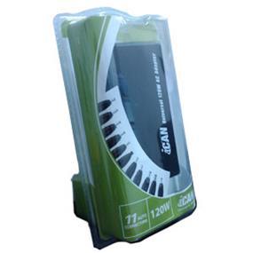 iCAN 120 Watt Universal Notebook Power Adapter