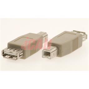 iCAN USB A Female to B Male Adapter (ADP USBAF-BM)
