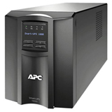 APC (SMT1000) Smart-UPS Line-interactive UPS - 1000 VA/670 W - 0.10 Hour Full Load - 8 x NEMA 5-15R