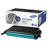 Samsung CLP-C660B/SEE High Yield Cyan Toner Cartridge |Colour Laser |5000 pages