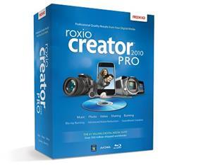 Roxio Creator 2010 Pro