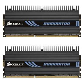 Corsair XMS3 Dominator 8GB (2x4GB) DDR3 1600MHz CL9 DIMMs, with DHX+ & Connector, Optimized for Core i7, i5 and Core 2 (CMP8GX3M2A1600C9)