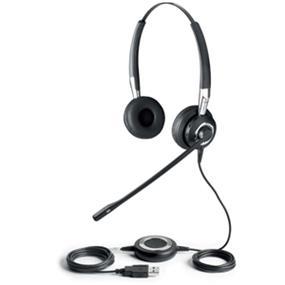 Jabra BIZ 2400 Stereo Noise Canceling USB (2499-829-105)