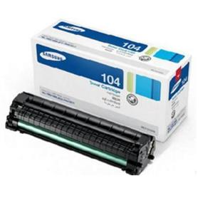 Samsung 104S Black Toner Cartridge|1500 Pages Yield|(MLT-D104S/XAA)