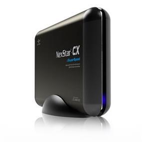 Vantec NexStar CX (NST-310S3-BK)  3.5'' SATA to USB 3.0 External Hard Drive Enclosure