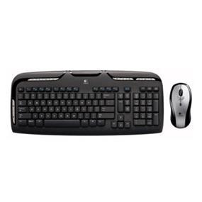 Logitech (920-002714) MK200 Wired Desktop Combo