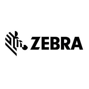 "Zebra 10010056 Z-Select 4000D 7.5 mil Tag w/Sensing Notch 4 x 3 High-Performance Paper Tag, 1"" ID, 5""OD, 4/Carton"