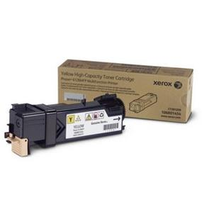 Xerox Yellow Toner Cartridge (106R01454) for Phaser 6128