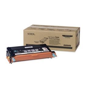 Xerox Cyan High Capacity Toner Cartridge (113R00723) for Phaser 6180