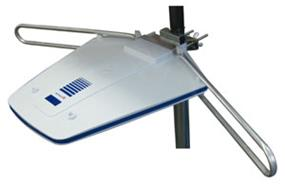 Digiwave ANT-5005 | Digital Outdoor Amplified HDTV Antenna | Booster Gain: 20dB
