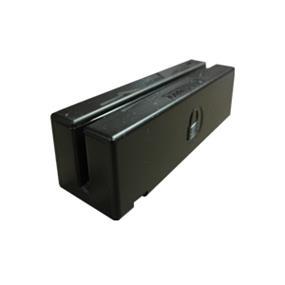 MagTek Magnetic Stripe Swipe Card Reader (21040108)| Black, USB