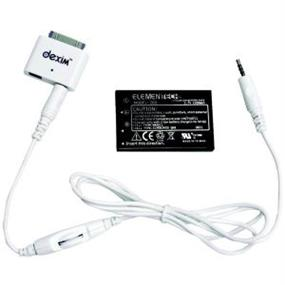 Optoma BC-BBIDMJA, Apple iPod & iPhone Connect Kit for PK100/101/102 - Includes 2nd Battery