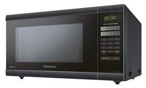 Panasonic NNST651B Mid-Size 1.2 cu. Ft. Inverter Countertop Microwave Oven - Black (NNST651B) | 1200W