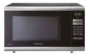 Panasonic NNST661B Mid-Size 1.2 cu. Ft. Genius Inverter Countertop Microwave Oven - Stainless Steel Black (NNST661B) | 1200W