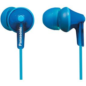 Panasonic RPTCM125 - ErgoFit In-Ear Headphones (Blue)
