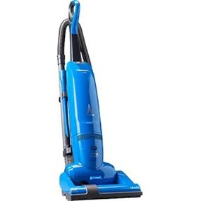 "Panasonic MCUG323 Platinum Bagged Optiflow Upright Vacuum Cleaner - Blue (MCUG323) | HEPA Filter , 12-Amp Motor , 13"" Cleaning Path , Auto Height"