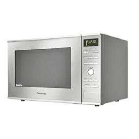 Panasonic NNSD671S Mid-Size 1.2 cu. Ft. Genius Prestige Inverter Countertop Microwave Oven - Stainless Steel (NNSD671S) |1200W