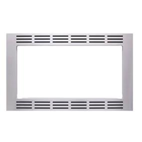 """Panasonic Microwave Stainless Steel Trim Kits : 27"""" Width Stainless Steel - For NNST762S / SA770S / SD780S / SN790S / SE792S / P794S / T795S / SD773S / SD797S"""