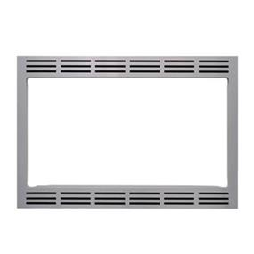"Panasonic Microwave Stainless Steel Trim Kits : 27"" Stainless Steel For NNST962S, NNSD980S, NNSE992S, NNSD973S/997S"
