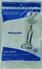 Panasonic Type U14 Bag for MCUG323 / 327 (4 Per Pkg) - Sold As Single Packages